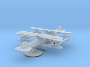 Albatros D.III (OAW late version) in Smooth Fine Detail Plastic: 1:285