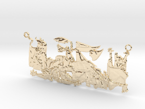 picasso in 14K Yellow Gold