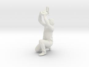 Printle C Homme 345 - 1/24 - wob in White Natural Versatile Plastic