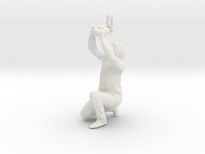 Printle B Homme 345 - 1/24 - wob in White Natural Versatile Plastic