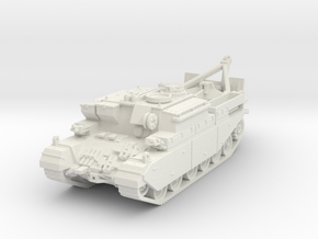 Centurion ARV (recovery) scale 1/87 in White Natural Versatile Plastic