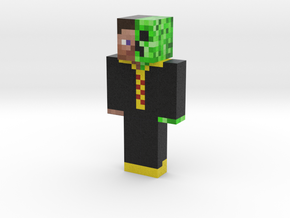 steve (1) | Minecraft toy in Natural Full Color Sandstone