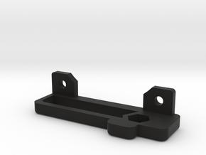 Serpent Project 4X (Evo) Cooling Fan Holder (40mm) in Black Natural Versatile Plastic