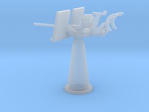 1/96 Scale 20mm Gun Mount Mk5 in Smooth Fine Detail Plastic