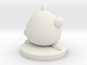 Yumetaro (Gimmick!) in White Natural Versatile Plastic