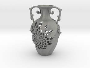 Vase 175019 in Gray Professional Plastic