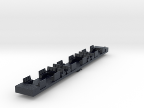 HC4 - VR Harris HT4 Dummy Chassis in Black PA12