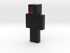 dhal | Minecraft toy in Natural Full Color Sandstone