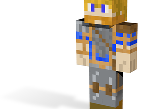 MCskin2 | Minecraft toy in Natural Full Color Sandstone