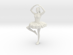 Printle C Femme 1589 - 1/24 - wob in White Natural Versatile Plastic