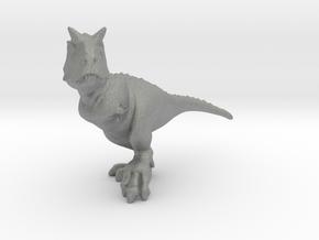 Carnotaurus_Chubbie in Gray PA12