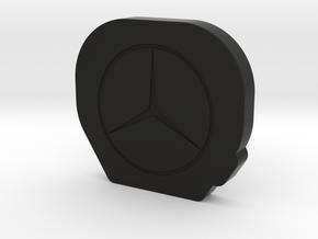 THM 00.0083 Cover Tamiya fifth wheel MB in Black Natural Versatile Plastic