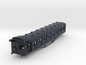 NTD6-VR Tait D - Std Cab Ellip Rf Blnk Win (225D) in Black PA12