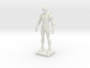 Printle V Homme 1760 - 1/24 in White Natural Versatile Plastic