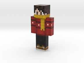 Caravas | Minecraft toy in Natural Full Color Sandstone