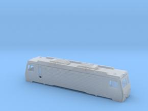 MGB HGe 4/4 II in Smooth Fine Detail Plastic: 1:150