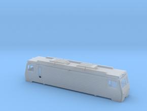 SBB HGe 4/4 II in Smooth Fine Detail Plastic: 1:150
