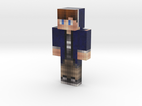 RiciYT | Minecraft toy in Natural Full Color Sandstone