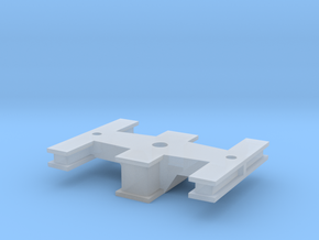 Bolster - Zscale in Smooth Fine Detail Plastic