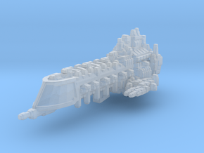 BFG Imperial Apocalypse Class 3 inch in Smooth Fine Detail Plastic