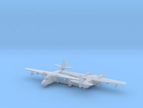 HU-16 w/gear x2 (FUD) in Smooth Fine Detail Plastic: 1:400