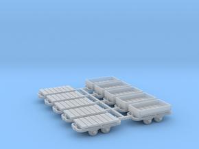 Feldbahn Set2 - TTf 1:120 in Smooth Fine Detail Plastic