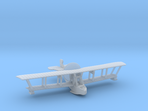 Grigorovich M-9 Flying Boat in Smooth Fine Detail Plastic: 1:285