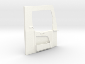 THM 07.3071 Door panel left MB Actros Tamiya in White Processed Versatile Plastic