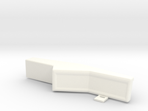 THM 07.9071 I-panel Tamiya King Hauler RHD in White Processed Versatile Plastic