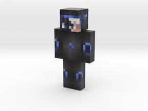 NxtHose | Minecraft toy in Natural Full Color Sandstone