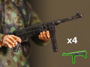 1/35 MP-38 submachine gun in Smoothest Fine Detail Plastic