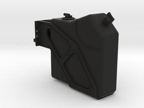 THM 00.3021 AdBlue tank large Tamiya Actros in Black Natural Versatile Plastic