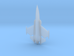 British Aerospace P.125 VSTOL Stealth Fighter in Smooth Fine Detail Plastic: 1:144