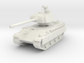Panther G (Infrared) scale 1/100 in White Natural Versatile Plastic