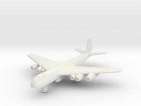 (1:200) Arado Ar TEW 16/43-19 (6 engines version) in White Natural Versatile Plastic