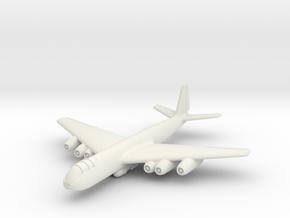 (1:144) Arado Ar TEW 16/43-19 (6 Engines Version) in White Natural Versatile Plastic