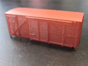 HJ bare top in N scale in Frosted Ultra Detail