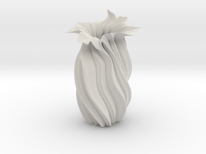 Vase F1443 in Matte Full Color Sandstone