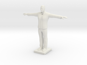 Printle V Homme 1717 - 1/24 in White Natural Versatile Plastic