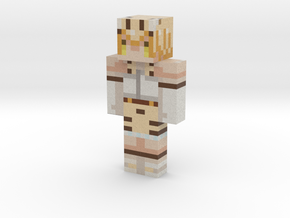 yamaq0620 | Minecraft toy in Natural Full Color Sandstone