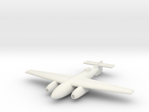 (1:144) Arado Ar E.377c (Speculative) in White Natural Versatile Plastic