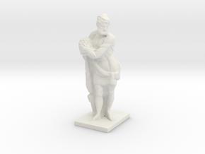Printle V Homme 1694 - 1/24 in White Natural Versatile Plastic