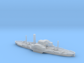 1/600 Double-Ended Gunboat in Smooth Fine Detail Plastic