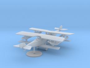 Nieuport 12 (Beardmore) in Smooth Fine Detail Plastic: 1:285