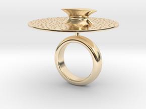 Tronco - Bjou Designs in 14k Gold Plated Brass