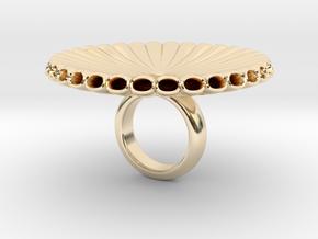 Broljoi - Bjou Designs in 14k Gold Plated Brass