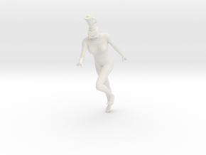 Printle Imagine Singles WR - 027 - 1/24 - wob in White Natural Versatile Plastic