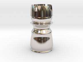 Rook White - Bullet Series in Platinum