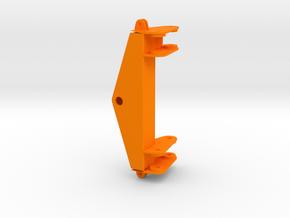 1:14 Snow plow V3 Part 1 of 2 in Orange Processed Versatile Plastic