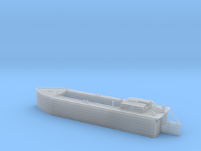 N BARGE in Smooth Fine Detail Plastic